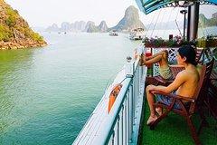 Salir de la ciudad,Salir de la ciudad,Excursiones de más de un día,Excursiones de más de un día,Excursión a Bahía de Halong
