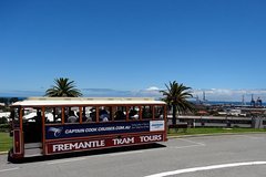 Imagen Perth Shore Excursion: Fremantle Hop-On Hop-Off Tram Tour