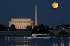 Washington DC by Moonlight Night Cruise