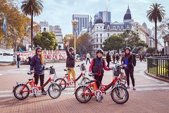Imagen Grand Bike n' Wander Experience- Discover the soul of BA City