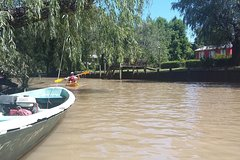 Imagen Row & Ride Experience From Palermo Woods to Tigre's Delta