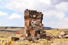 Imagen Burial Tower Sillustani Half-Day Tour