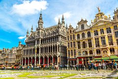 City tours,Tours with private guide,Specials,Brussels Tour