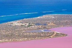 Imagen Hutt Lagoon Pink Lake Scenic Flight