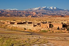 Salir de la ciudad,Excursiones de más de un día,Excursión a Ouarzazate,3 días,Excursion desierto Marrakech,3 días