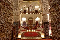 Tickets, museos, atracciones,Teatro, shows y musicales,Visitas guiadas por Marrakech,Con cena