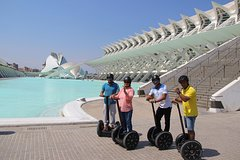 Imagen City of Arts and Sciences Segway Tour
