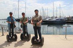 Imagen Valencia Port Segway Tour