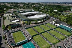 Imagen Wimbledon All England Tennis Club and Lawn Tennis Museum: Behind-the-Scenes Tour and Ticket