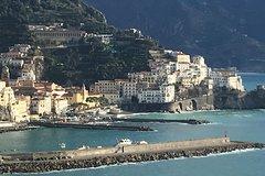 Amalfi Coast Shore Excursions pompeii with tour guide