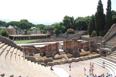Rome to Pompeii Shuttle Bus