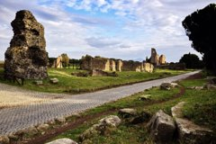Roman Countryside Walking Tour of the Catacombs, Aqueducts and Appian Way