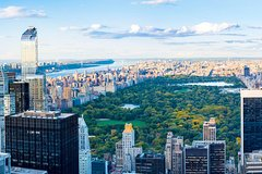 Imagen Behind the scenes tour: Central Park and Top of the Rock
