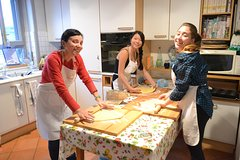 PASTA, PIZZA & DESSERT evening cooking class