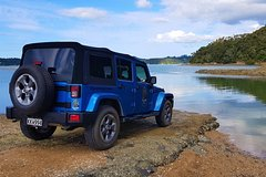 Imagen 4-Hour Bay of Islands Private Jeep Tour with Winery Lunch