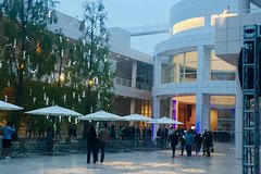 Los Angeles City and Getty Museum Tour
