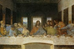 Leonardo da Vinci's 'The Last Supper' Guided Tour, the Sforza Castle and Bramante's Treasures