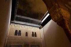 Imagen Visita guiada a la Alhambra, una experiencia por la noche en un grupo reducido