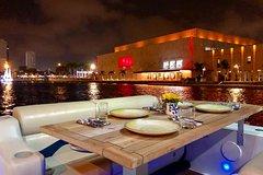 Imagen Crucero por el puerto de Cartagena en el Sibarita Express con cena de 4 platos y vino
