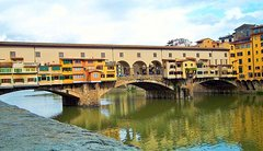 FLORENCE WALKING TOUR AND UFFIZI GALLERY GUIDED TOUR WITH SKIP THE LINE TICKET