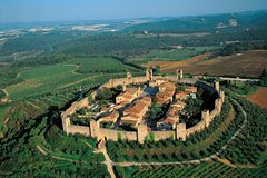 PRIVATE TOUR - THREE CITIES SIENA - MONTERIGGIONI - SAN GIMIGNANO