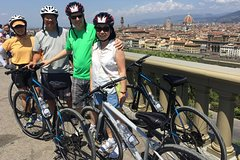 BIKE WITH A VIEW, WONDERFUL FLORENCE AND SURROUNDINGS