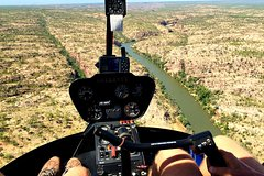 Imagen 20-Minute Nitmiluk National Park Thirteen Gorges Helicopter Flight