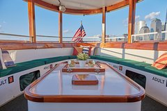 Fall Foliage Cruise from New York up Hudson River