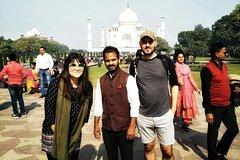Agra Uttar Pradesh Private Full Day Agra Tour From Delhi by Car 62993P1
