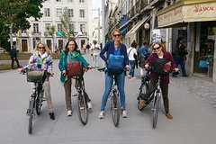 Imagen E-BIKE 2,5h private ALFAMA Guided Tour
