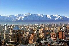 Ver la ciudad,Tour por Santiago
