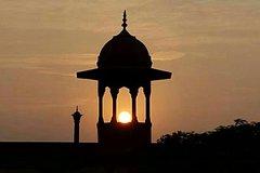 PRIVATE SUNRISE TAJ MAHAL TOUR WITH YOGA FROM DELHI