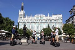 Imagen Madrid Highlights Guided Segway Tour
