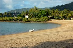 Airlie Beach Queensland Shared Arrival Transfer: Proserpine Airport to Airlie Beach or Shute Harbour Hotels 6366PPPAPTHTL