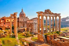 Imperial Rome Day Trip from Florence by High-Speed Train Including Skip-the