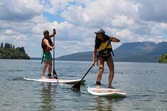 Imagen Rotorua Lakes Stand-Up Paddle (SUP) Scenic Tour
