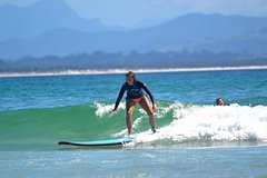 Imagen Master the White Wash 2-Day Surf School in Byron Bay