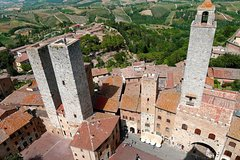 Private Guided Tour in San Gimignano