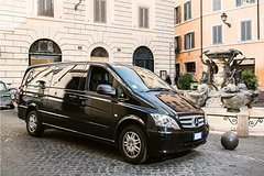 Imagen Private Night Transfer Rome Airports - City Center and vv