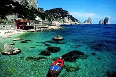 Capri: Boat Tour, Priority Tickets & Blue Grotto (Optional)