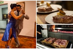 Imagen Closed-Door Restaurant in Buenos Aires: Dining and Tango Show at Steaks & Tango