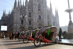 Best of Milan Rickshaw Experience