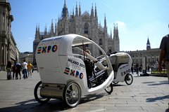 Imagen Best of Milan Rickshaw Experience and Last Supper Tickets