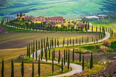 Tuscany in a Day from Siena