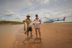 Imagen Scenic Helifishing: Premium Location from Broome