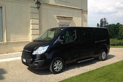 Private minivan Transfer from-to Verona airport