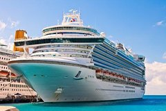 Genoa Transfer: Cruise Port to Genoa or Riviera Hotel