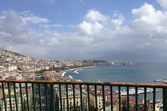 Private Transfer From Rome to Naples by Minivan