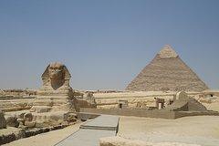 Ver la ciudad,City tours,Gastronomía,Gastronomy,Comidas y cenas especiales,Special lunch and dinner,Pirámides de Gizeh,Pyramids of Giza,Museo Egipcio,Egyptian Museum,Gran Esfinge,Great Sphinx