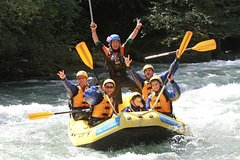 River Rafting for Families